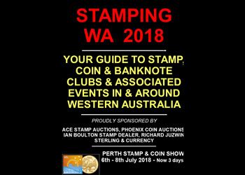Ian Boulton Stamp Dealer - Perth, Western Australia